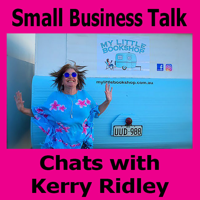 Turning a passion into a business - Kerry Ridley