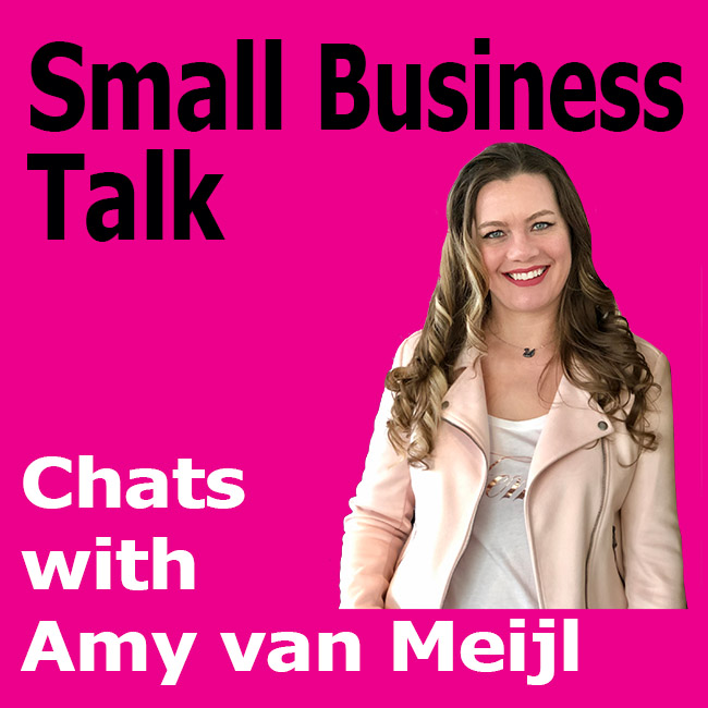 Is Negative Self Talk Holding Your Business Back - Amy van Meijl