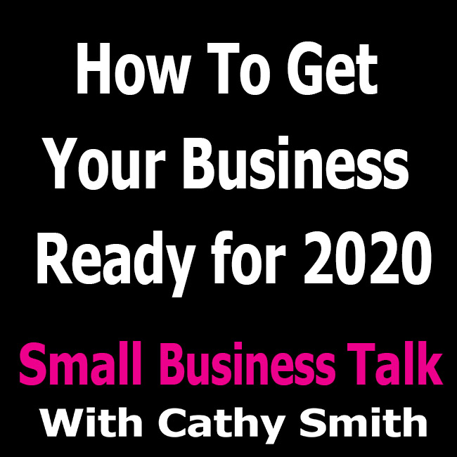 How To Get Your Business Ready for 2020