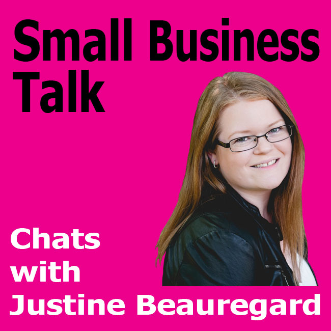 How to Grow Your Business Without Burning Out with Justine Beauregard