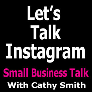 Let's Talk About Instagram
