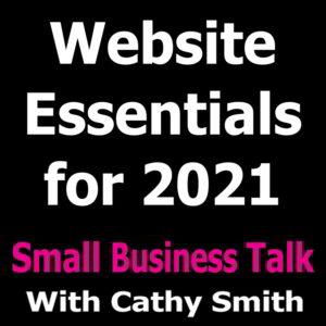 Website Essentials for 2021
