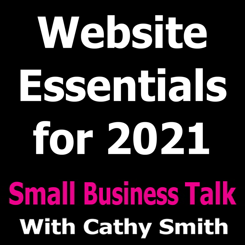 Website Essentials for 2021